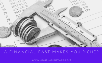 A Financial Fast Makes You Richer